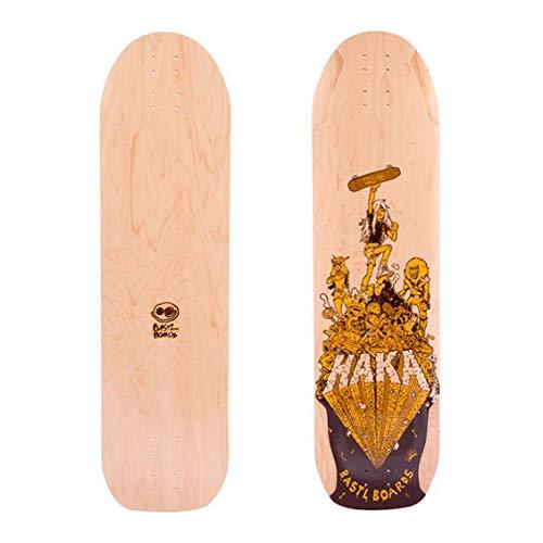 Bastl Boards Longboard Deck Haka Fullshape 88cm