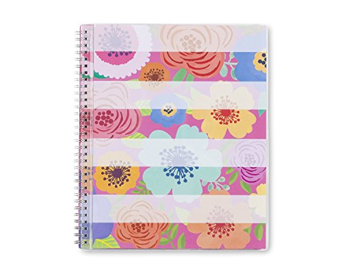 Blue Sky Marley Academic Year Weekly/Monthly 8.5 x 11 Planner, Create Your Own Cover, Jul 2016 - Jun 2017