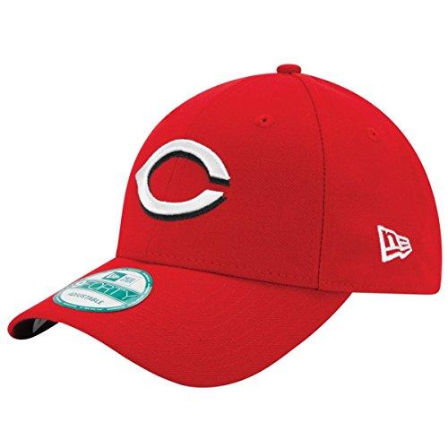 New Era The League Cincinnati Reds Hm Gorra, Hombre, Rojo (Bright Red), OSFA