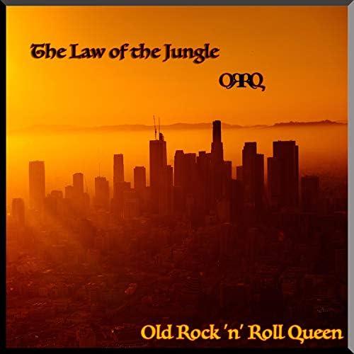 Old Rock 'N' Roll Queen