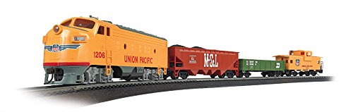 CHALLENGER Ready To Run Electric Train Set - HO Scale