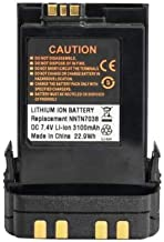 VBLL NNTN7038 3100mAh Replacement Li-ion Battery for Motorola APX8000 APX7000 APX6000 SRX2200 Radio