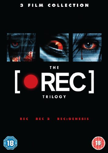 [Rec] Trilogy [DVD]