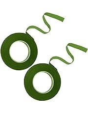 Bloemen Stam Tape Bloemist Groene Zelfklevende Tapes DIY Bloem Levert 2 STKS