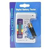 Batteriekapazitätsmessung - Digitaler Batterietester Batteriekapazitätsdetektor Checker...