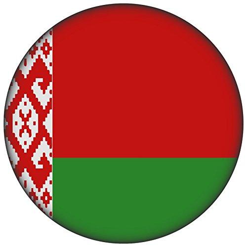 FanShirts4u Button/Badge/Pin - I Love WEIßRUSSLAND Fahne Flagge BELARUS (Weißrussland/Flagge)