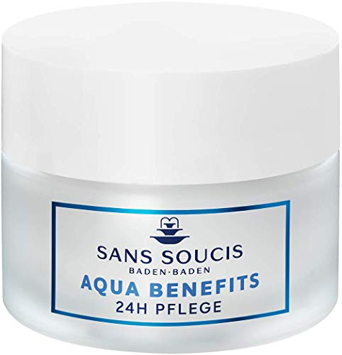 Sans Soucis Aqua Benefits - Cura 24h - 50 ml