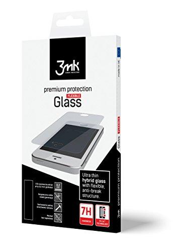 3mk Protector de Pantalla de Cristal Flexible para Samsung Grand Prime