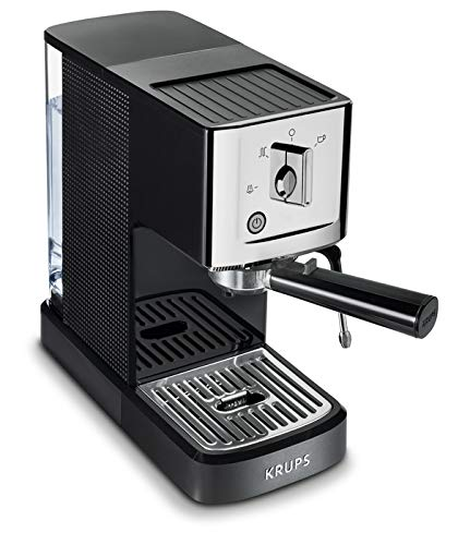 KRUPS XP344C51 Calvi Steam and Pump Professional Coffee Maker