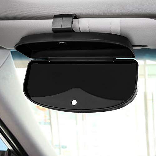 MOSISO Car Visor Sunglasses Case, U…