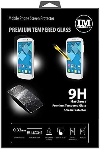 ENERGMiX Schutzglas kompatibel mit Alcatel One Touch Pop C5 5036D Premium Tempered Glas Displayglas Panzer Folie Schutzfolie