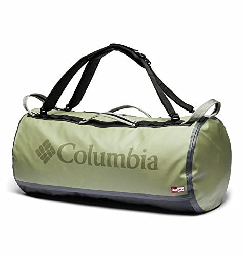 Columbia Outdry Ex 60 L Duffle, Borsone da Viaggio, Unisex - Adulto, Verde (Safari, Black), O/S