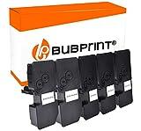 Bubprint - 5 Cartuchos de tóner compatibles con Kyocera TK-5230 TK5230 TK 5230 para Ecosys M5521cdn M5521cdw P5021cdn P5021cdw M5521 P5021 CDN cdw M-5521 BK C M Y Set
