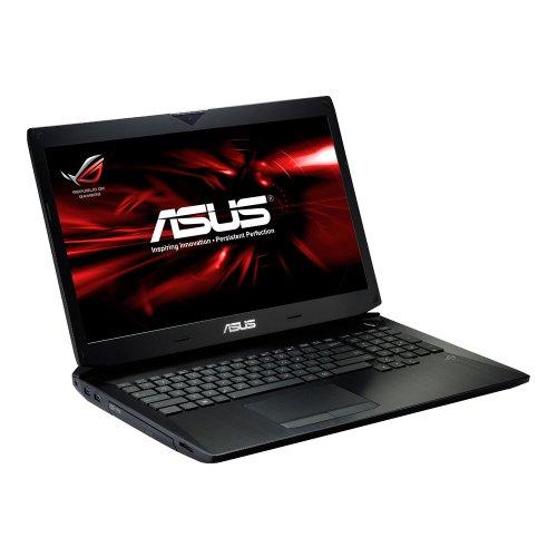 Asus G750JZ-T4148H 43,9 cm (17,3 Zoll) Laptop-PC (Intel Core i7 4700HQ, 2,4GHz, 8GB RAM, 256GB SSD, GTX 880M, DVD, Win 8) schwarz