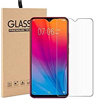 Huawei Y8s Screen Protector Glass Full Glue Screen Guard Anti Explosion 2.5D for Huawei Y8s by Nice.Store.UAE