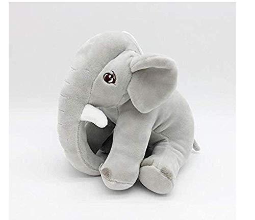 Wo nice Jouets en Peluche éléphant Jouets en Peluche poupée Jouets literie de poupée Oreiller Nouveau-né Oreiller Doux for Adultes Enfants Jouets