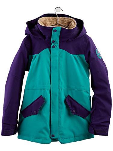 Burton Kinder Snowboard Jacke Shortleaf Parka
