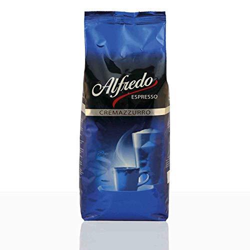 Darboven Alfredo Espresso Cremazzurro - Karton 6 x 1kg ganze Bohne