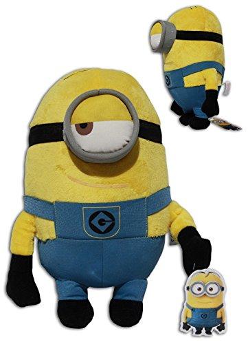 Minion Costume Set 2 PEZZI Blu Bretelle Goggle Occhiali CATTIVISSIMO GIALLO