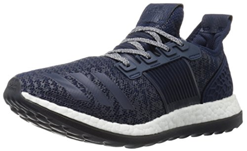 adidas Pureboost ZG Equipment Blue/Shock Blue/Jaune Solaire pour Homme - - Collegiate Navy Mineral Blue Collegiate Navy, 40 2/3 EU