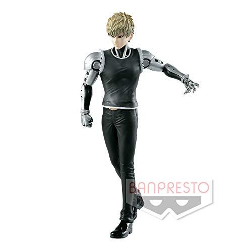 Banpresto. One Punch Man Figure Genos DXF Figure Premium Figure ERHÄLTLICH!