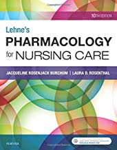 lehne pharmacology 10th edition