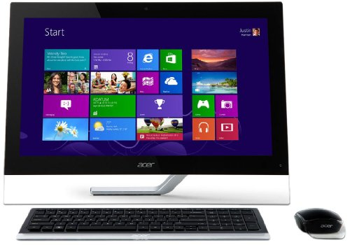 Acer Aspire A5600 23 inch Touchscreen All-in-One PC (Intel Core i3 3110...