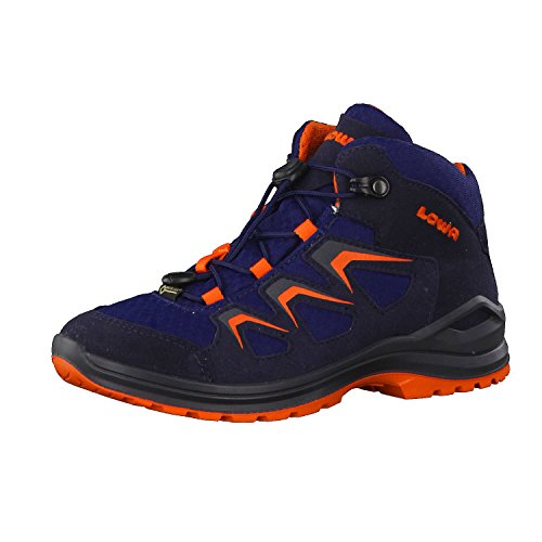 Lowa Innox Evo GTX QC Junior Navy Orange 35
