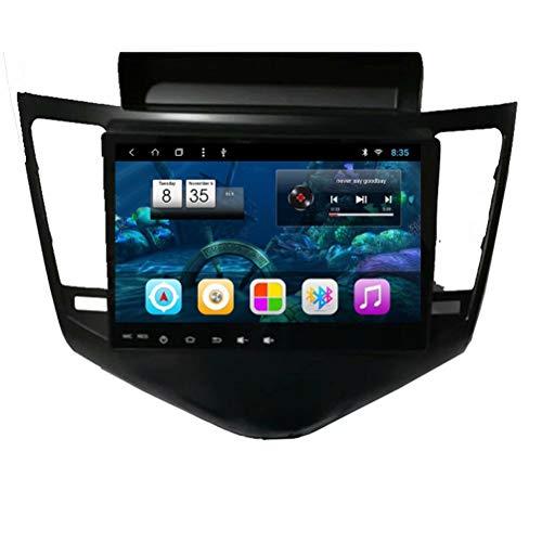 Android 8.1 Stéréo Automatique pour Chevrolet Cruze 2009 2010 2011 2012 2013 2014 2014 Radio de Navigation GPS avec 3G WiFi RDS Lien de rétroviseur Bluetooth SWC Support caméra de recul