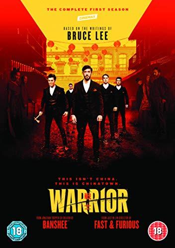 Warrior: Season 1 [DVD] [2019]