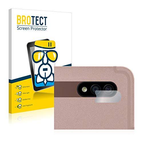 BROTECT Protector Pantalla Cristal Compatible con Samsung Galaxy Tab S7 Plus 5G 2020 (SÓLO Cámara) Protector Pantalla Vidrio - Dureza Extrema