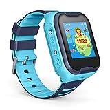 TOOGOO 4G A36E Smart Kids Watch Waterproof IPX7 WiFi GPS Video Call Monitor