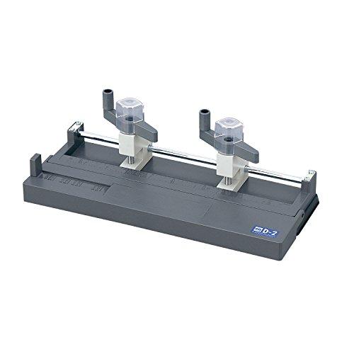 オープン工業 ドリル2穴パンチ D-2