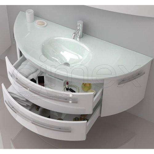 """OimexGmbH Design Badmöbel Set """"Côte kaufen  Bild 1*"""