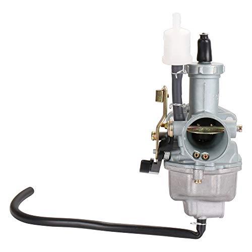 ECCPP PZ26 Replacement Carb Carburetor Fit For 2004-2007 2009 2011-2013 for Honda CRF100F, 1990-2002 for Honda XR200R, 1973-1990 for Honda CB125S, 1979-1985 for Honda XL100S,1981-1984 for Honda XR100