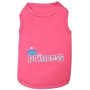 Parisian Pet Princess Dog T-Shirt, X-Small