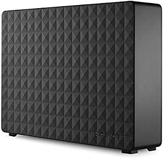 Seagate 希捷 Expansion Desktop 6TB外部硬盘驱动器硬盘 — USB3.0 适合PC、笔记本电脑 (STEB6000403)