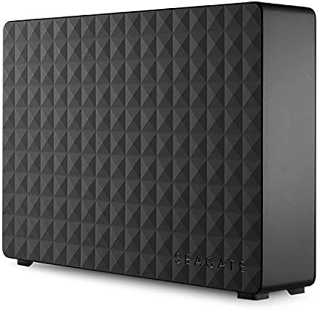 "Seagate Expansion 8TB USB 3.0 3.5"" External Hard Drive"