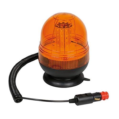 Lampa 72997 Lampada Emergenza con Luce Rotante a LED
