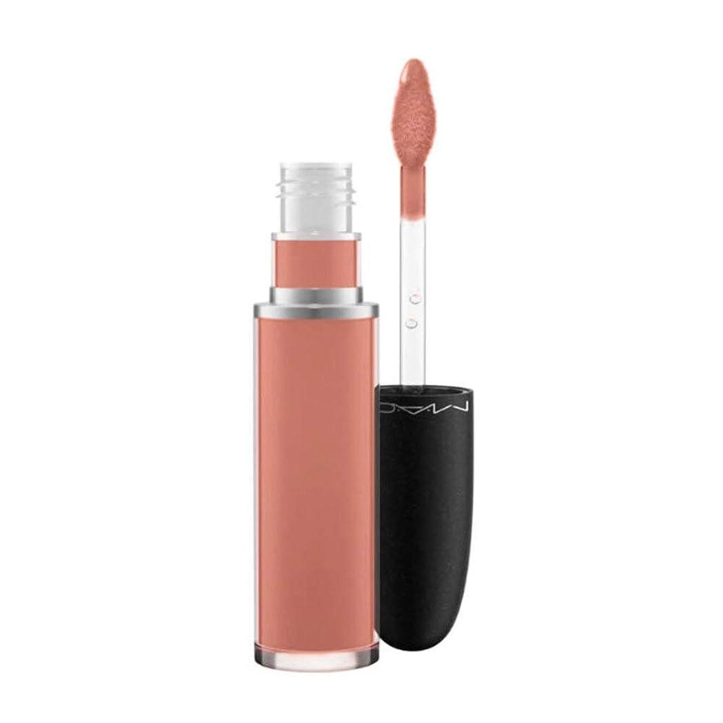 母性雑種義務づけるMac Retro Matte Liquid Lipcolour - Lady Be Good