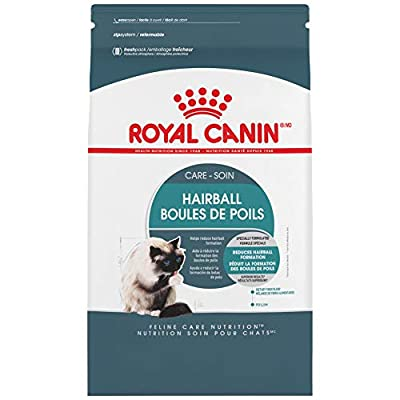 Royal Canin Hairball Care Dry Cat Food, 3 lb. bag
