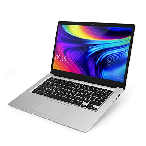 Ba30DEllylelly 13,3-Zoll 2 + 32 GB 4 Core Windows 10 Laptop IPS-Bildschirm Computer mit 4 nationalen Tastaturfilmen WiFi