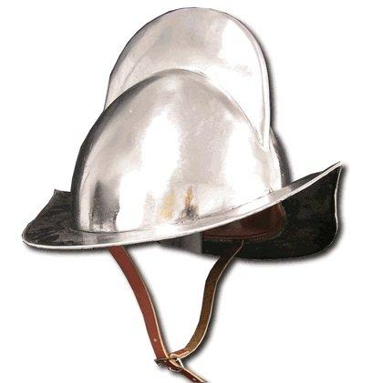 Spanish Comb Morion Boat Medieval Helmet Replica - 20 Gauge Steel