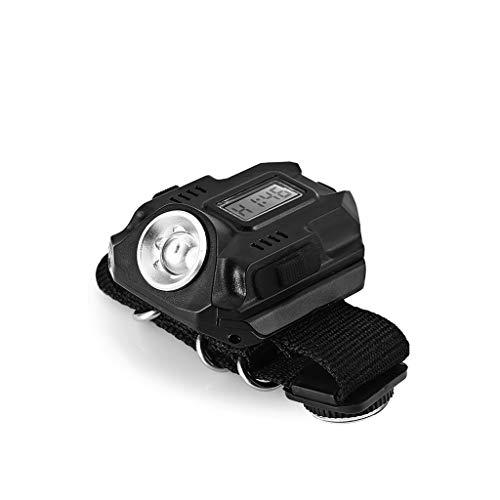 CS-LJ Lumière extérieure de la Lampe-Torche LED d'éclairage, Mini Lampe-Torche de Camping portative réglable