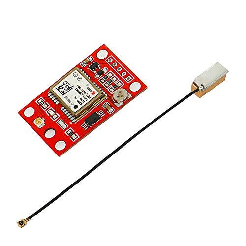 N&F GYNEO6MV2 GPS-Modul NEO-6M GY-NEO6MV2-Board mit Antenne für Arduino