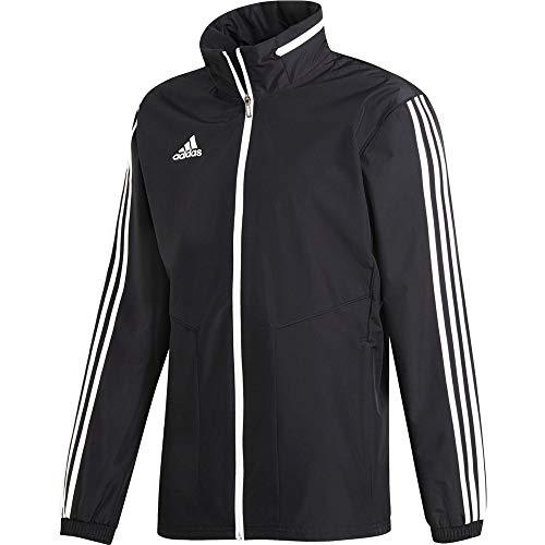 adidas TIRO19 AW JKT Chaqueta de Deporte, Hombre, Black/White, 4XL
