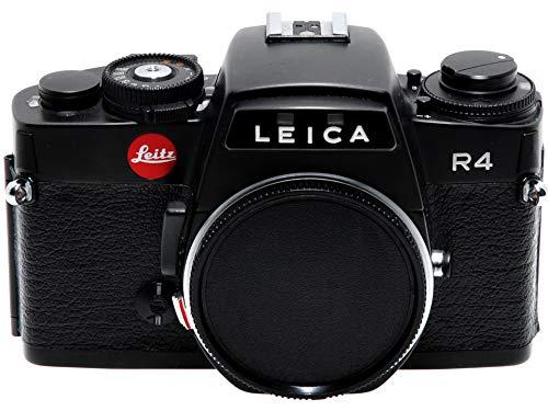 Leica Leitz R4 schwarz Spiegelreflexkamera - gebrauchte Kamera