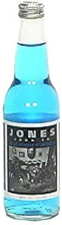 Jones, Soda Blue Bubblegum, 12-Fluid Ounce (24 Pack)