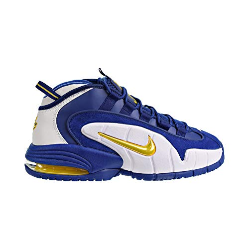 Nike Air Max Penny Men's Shoes Deep Royal/Amarillo White 685153-401 (11.5 D(M) US) -  685153_401