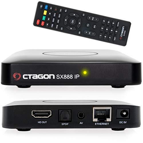 Octagon SX888 H265 Mini Box Bild